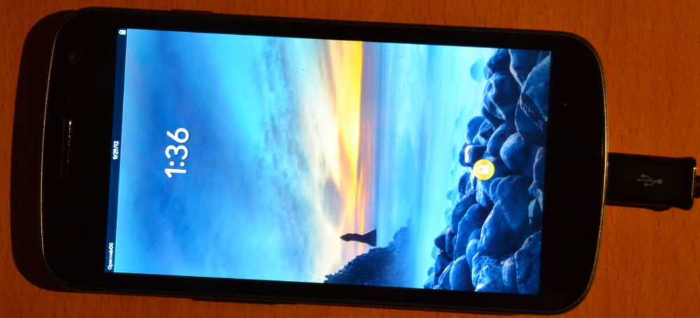 Galaxy Nexus - WebOS-Ports